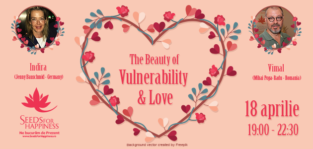 The Beauty of Vulnerability & Love