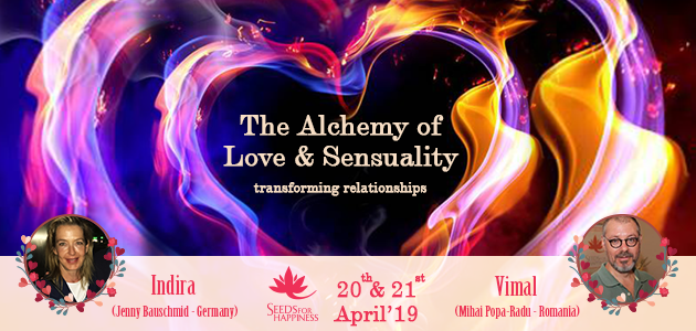 The Alchemy of Love & Sensuality