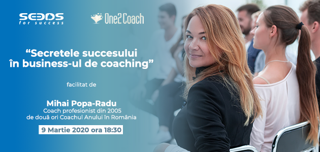 Secretele succesului in business-ul de coaching